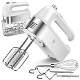 Handmixer Elektrisch, 450W-Küchenmixer mit...